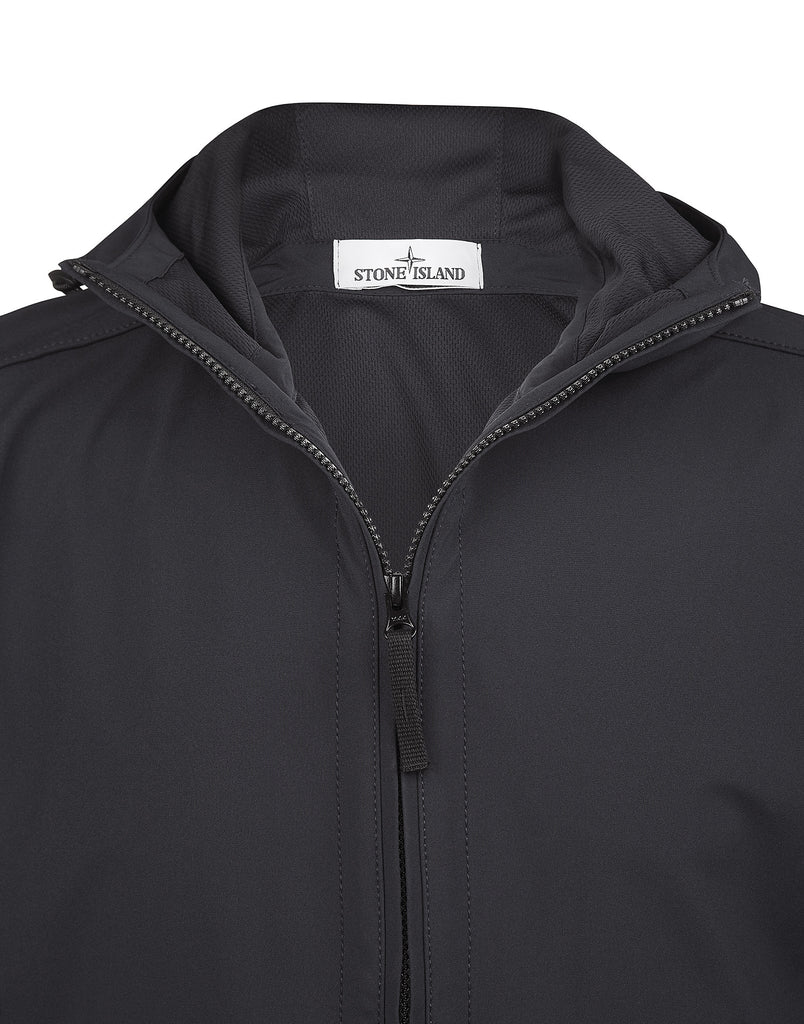 41627 LIGHT SOFT SHELL-R Jacket in Black