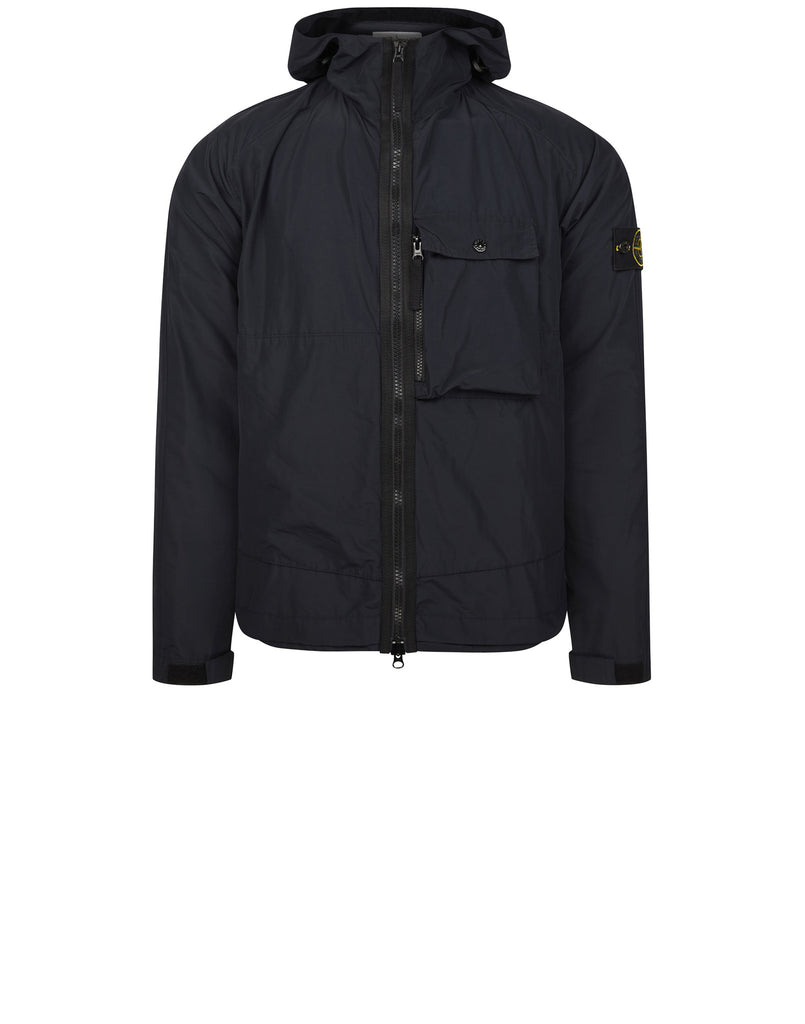 43122 MICRO REPS Jacket in Navy Blue