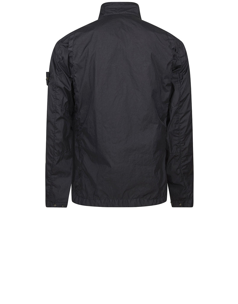 44123 MEMBRANA 3L TC Jacket in Navy