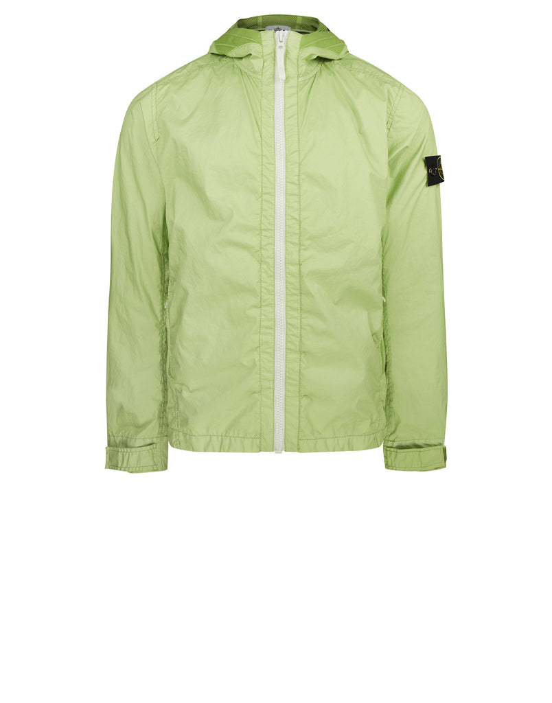 44323 MEMBRANA 3L TC Jacket in Green