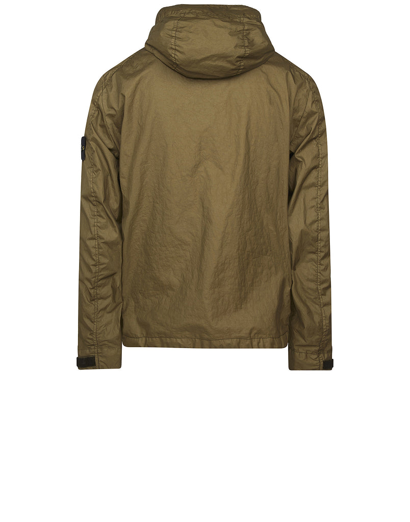 44323 MEMBRANA 3L TC Jacket in Khaki