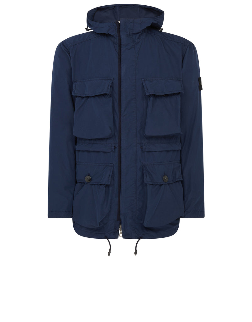 45151 DAVID TELA LIGHT-TC Jacket in Blue