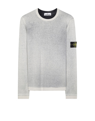 544A8 REVERSIBLE KNIT in Grey