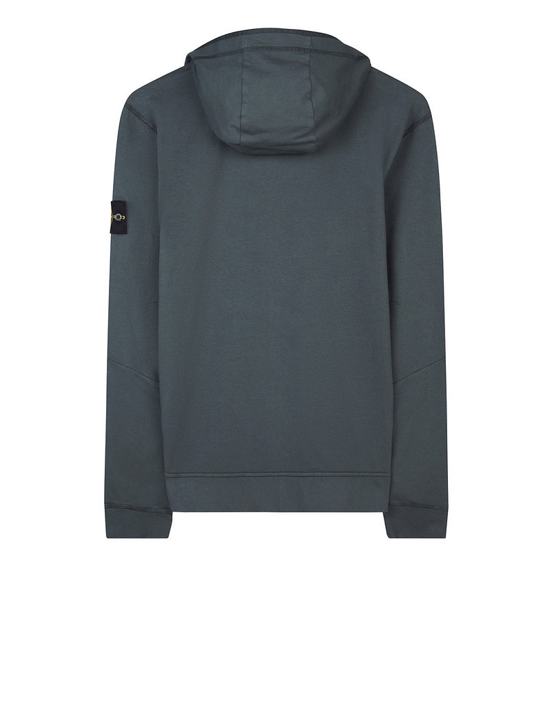60558 Hooded Sweatshirt in Blue