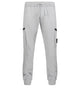 60940 Cotton Fleece Trousers in Grey