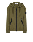 62740 Hooded Sweatshirt in Khaki