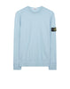 63656 Crewneck Sweatshirt in Light Blue