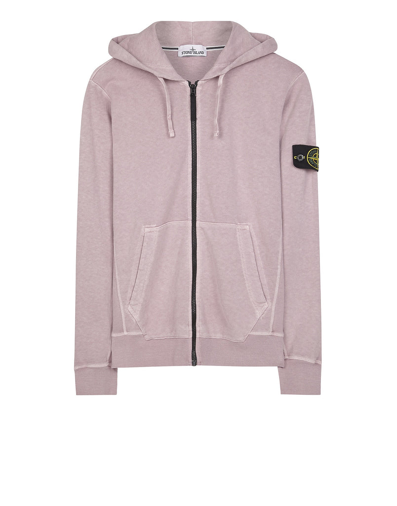 65260 T.CO+OLD Zip Sweatshirt in Pink