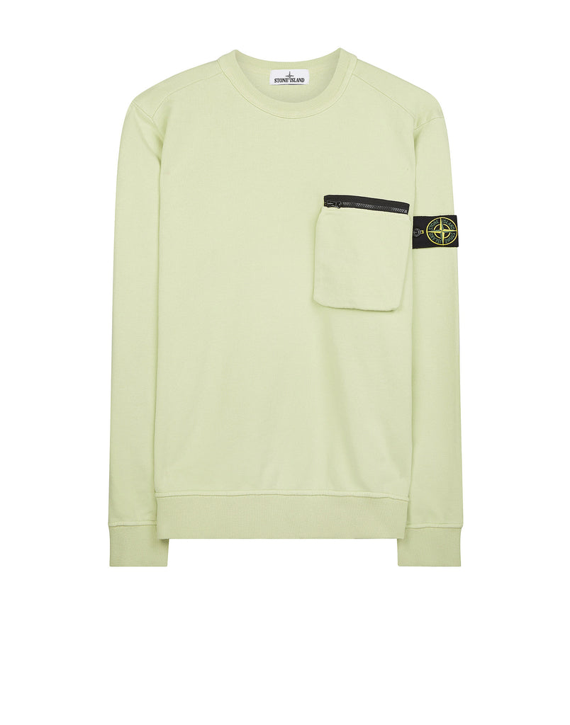 65540 Sweatshirt in Yellow