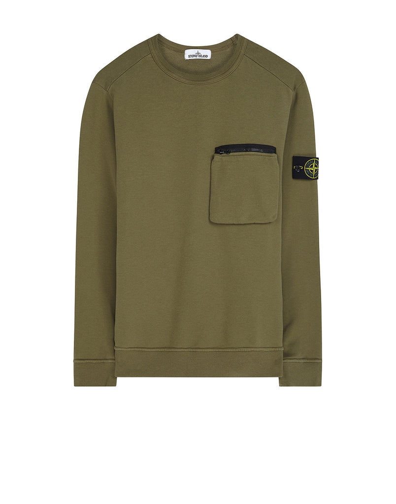 65540 Sweatshirt in Khaki