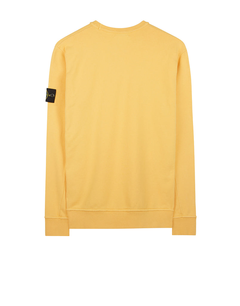 65640 Crew Sweatshirt in Yellow
