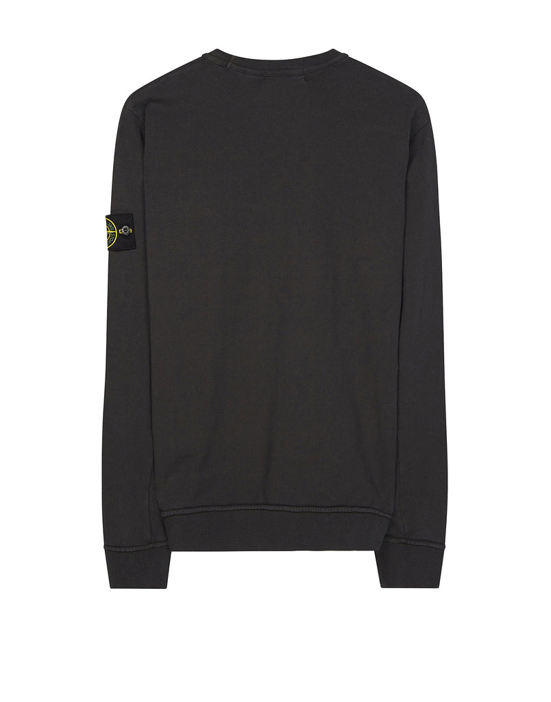 65640 Crew Sweatshirt in Dark Grey