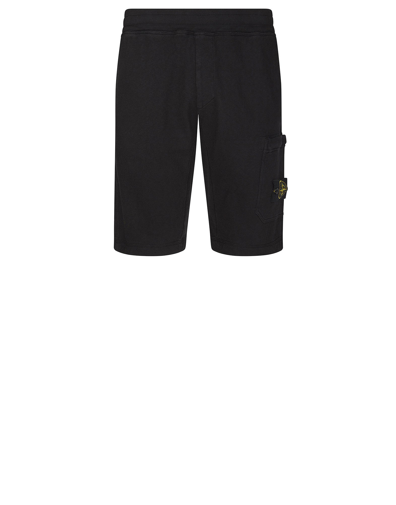 66360 T.CO+OLD Fleece Shorts in Black