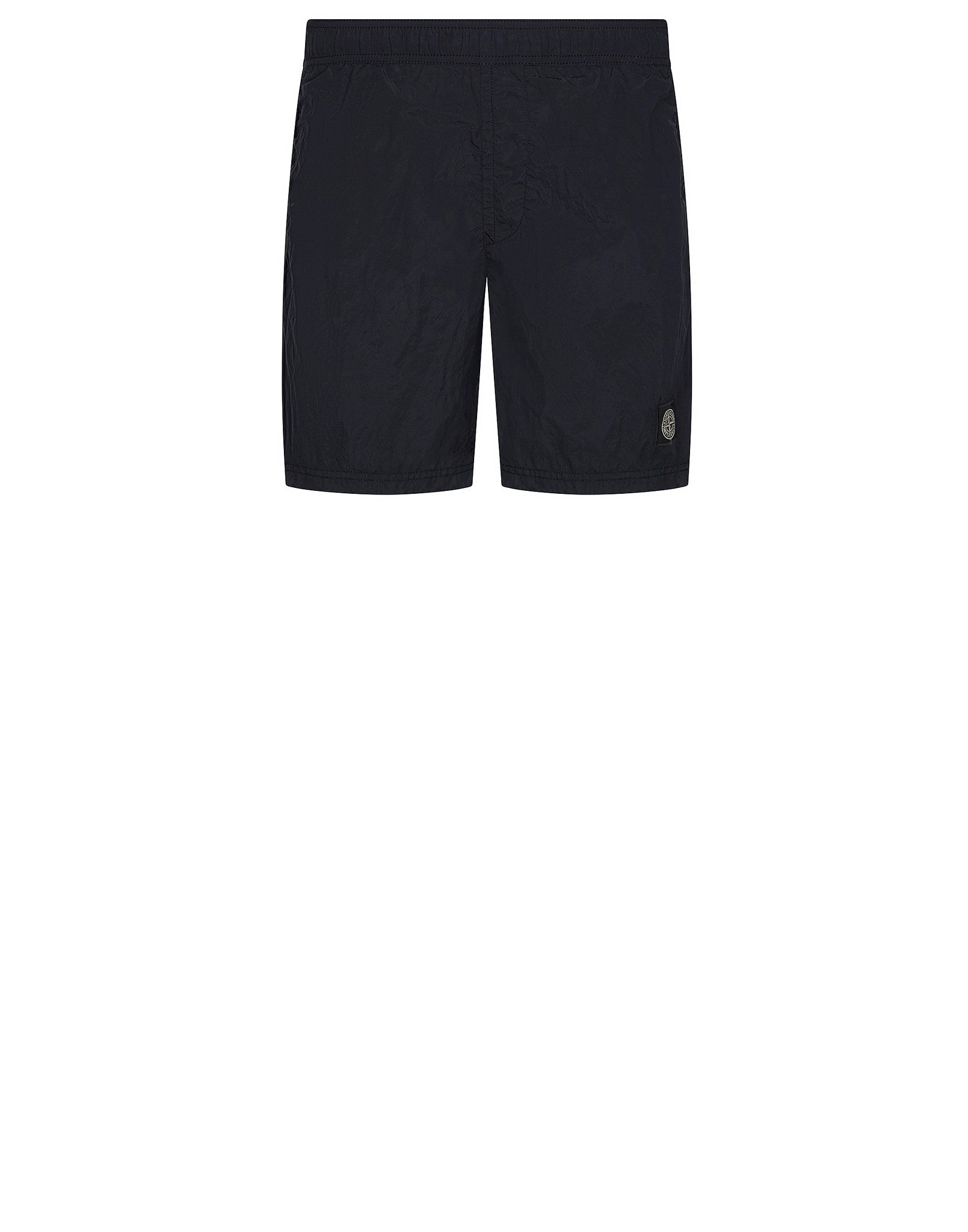 B0244 NYLON METAL Swimming Shorts in Navy