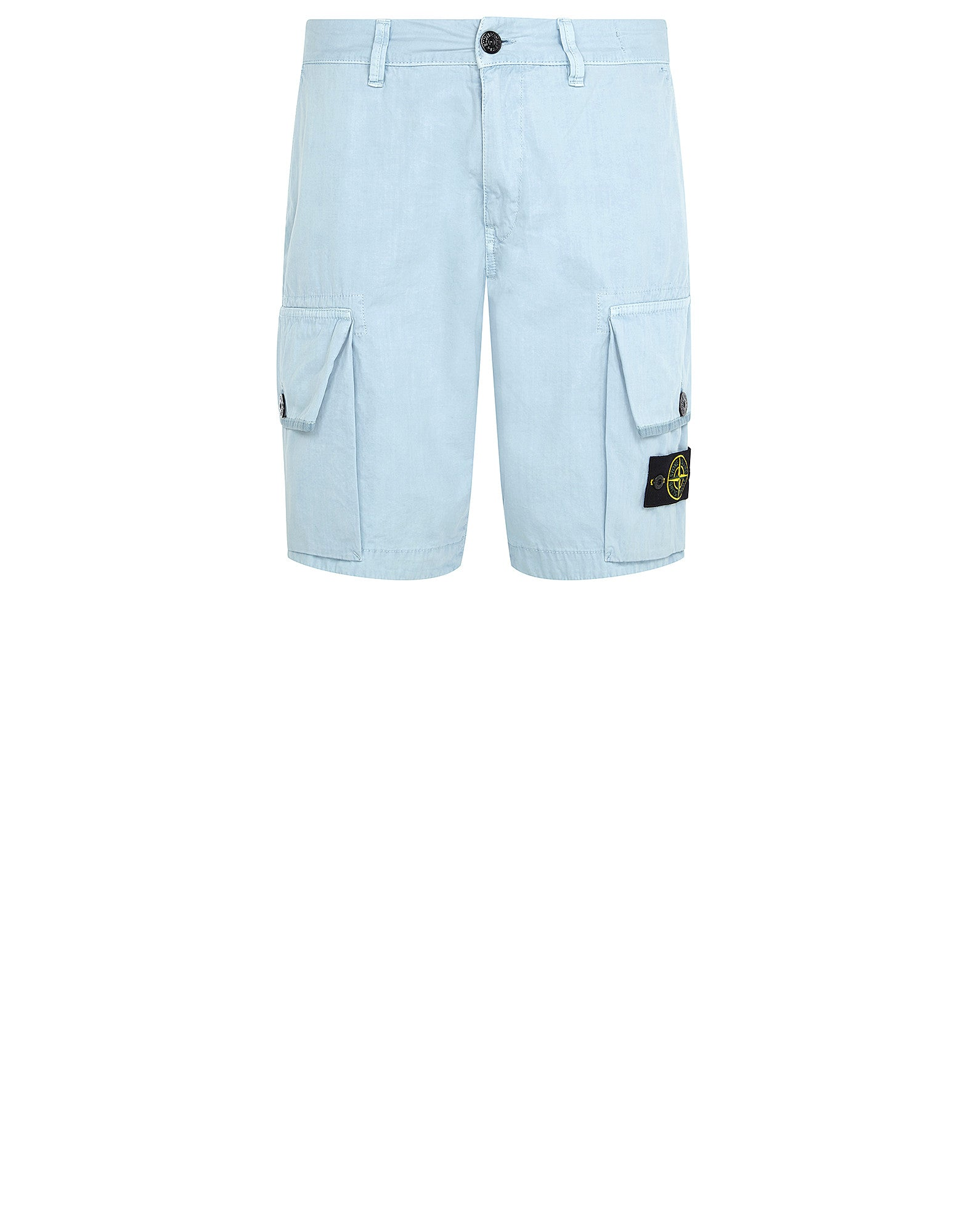 L02WN T.CO+OLD Shorts in Light Blue