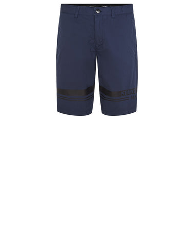 L10XQ STONE ISLAND MARINA Shorts in Blue