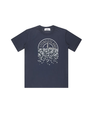 21055 T-Shirt in Blue
