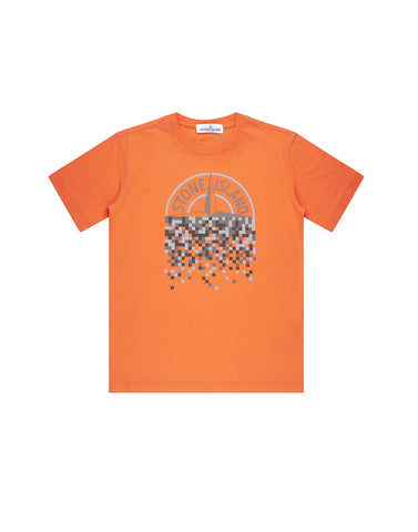 21055 T-Shirt in Orange