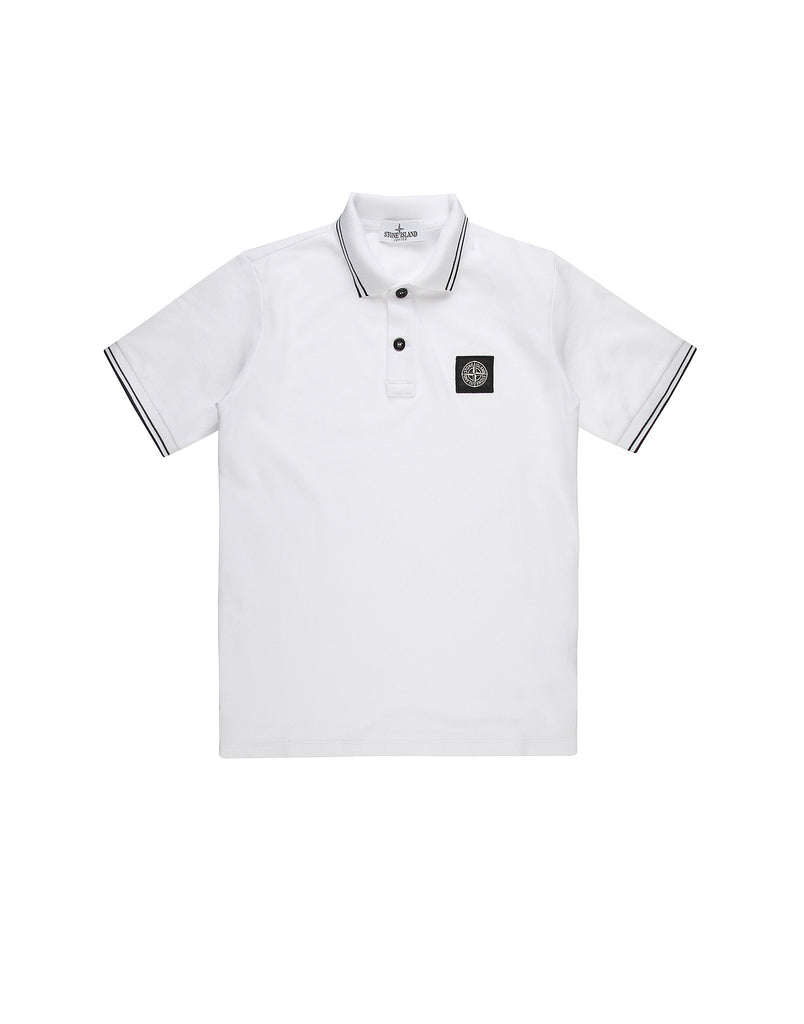21348 Polo Shirt in White