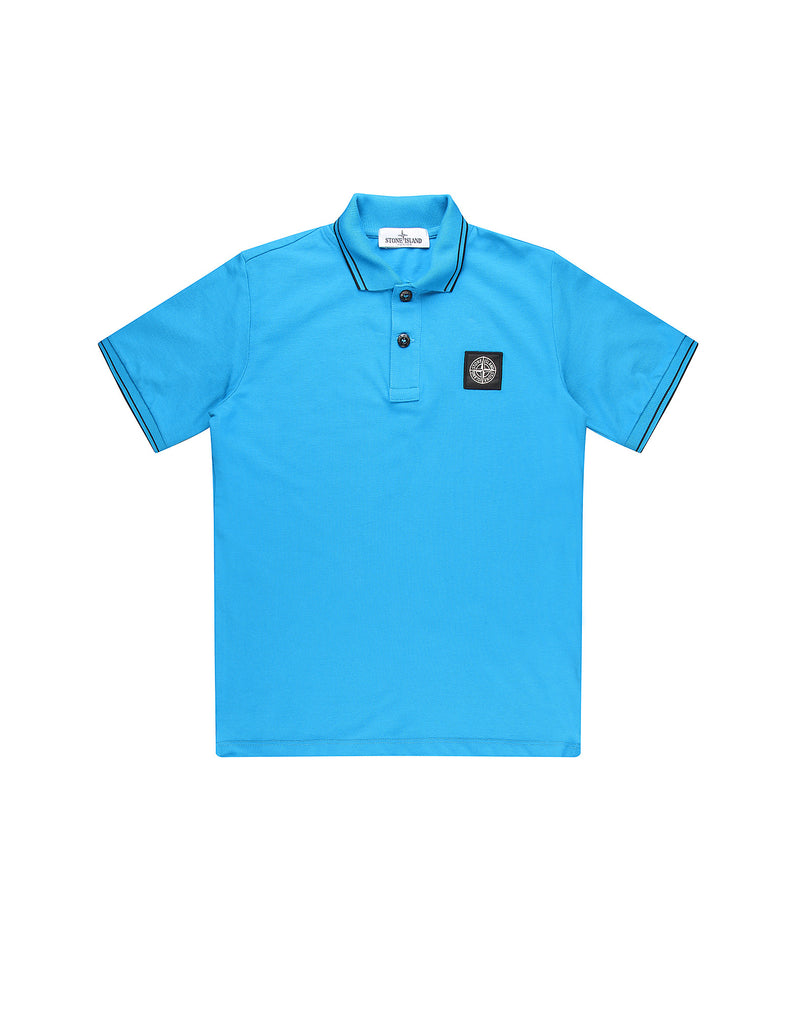 21348 Polo Shirt in Blue