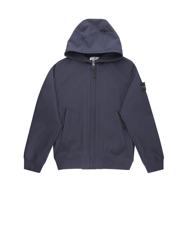 40134 LIGHT SOFT SHELL-R Jacket in Navy