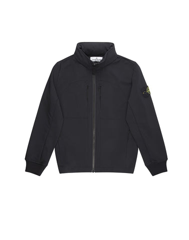 40234 LIGHT SOFT SHELL-R Jacket Black
