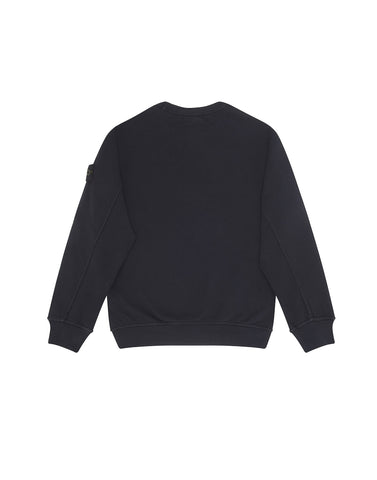 61240 Crew Neck Sweatshirt in Navy