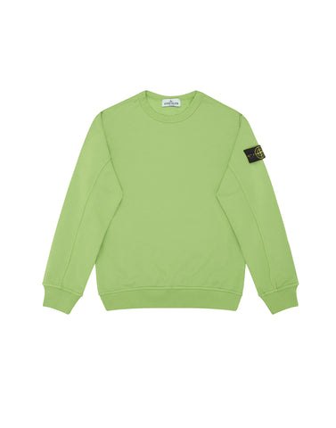 61240 Crew Neck Sweatshirt in Green