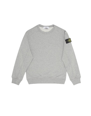 61240 Crew Neck Sweatshirt in Grey