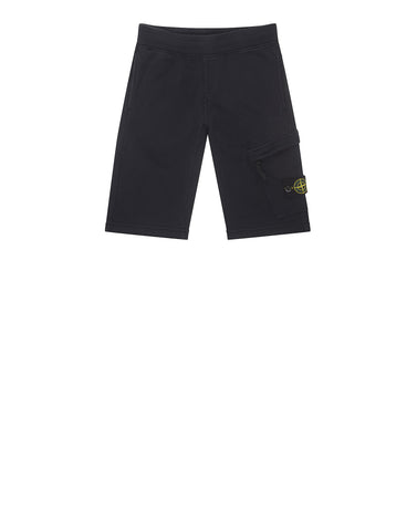 61340 Bermuda shorts in Navy Blue