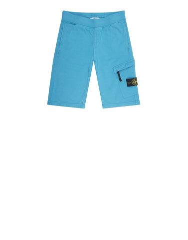 61340 Bermuda shorts in Blue