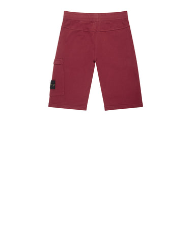 61340 Bermuda shorts in Red