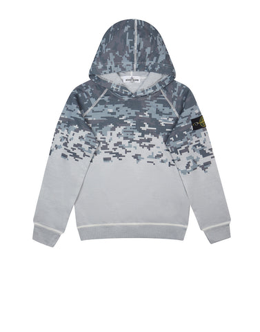 62344 Hooded sweatshirt in Grey