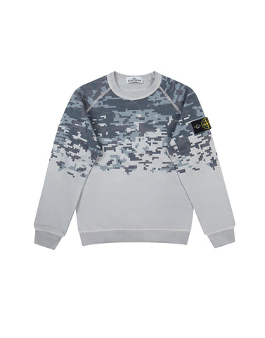 62444 Sweatshirt in Grey