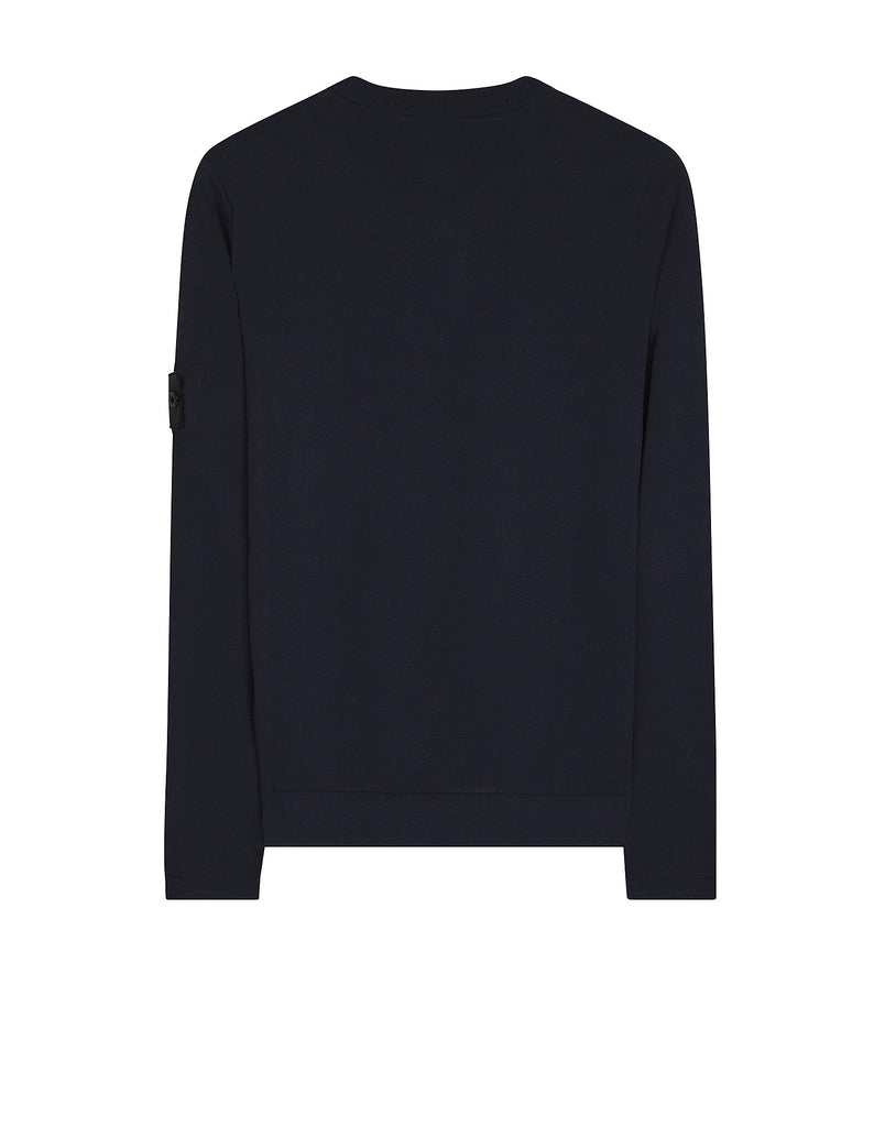 505A1 CREW NECK Knit in Navy