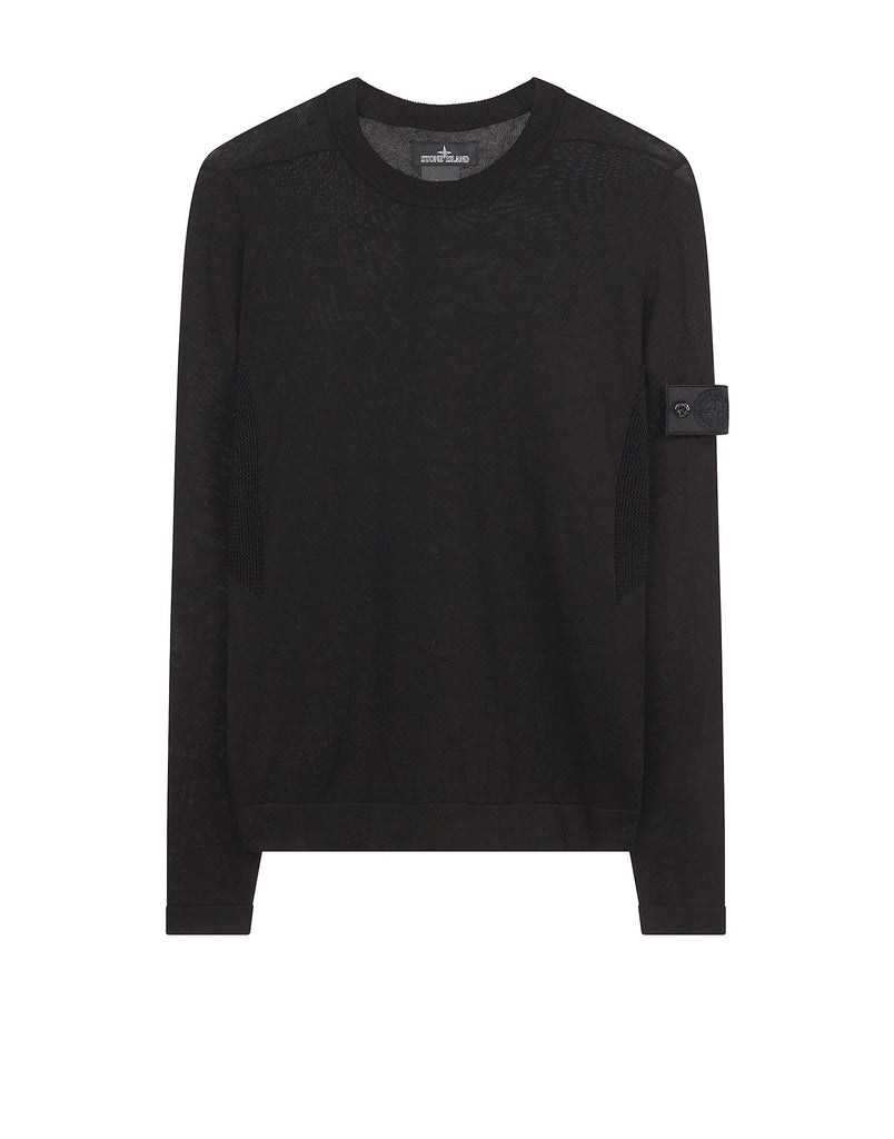 505A1 Crewneck knit in Black