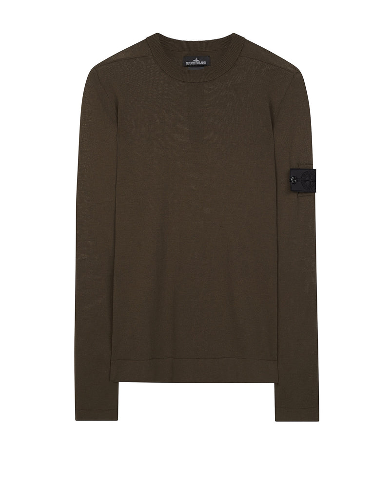 505A1 Crewneck Knit in Green