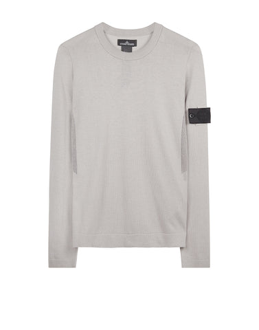 505A1 Crewneck Knit in Grey