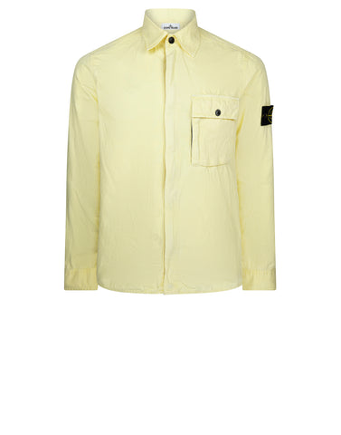 102WN T.CO+OLD Overshirt in Yellow