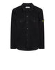 11102 Moleskin Shirt in Black