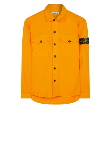 11102 Moleskin Shirt in Orange