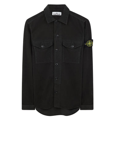 11102 Moleskin Shirt in Green