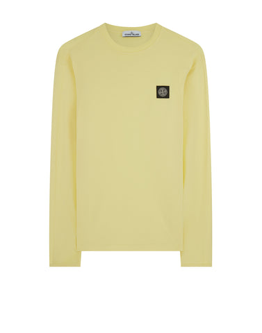 20541 Long Sleeve T-Shirt in Yellow