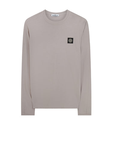 20541 Long Sleeve T-Shirt in Ivory