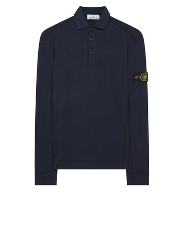 20845 Long sleeve Mako T-Shirt in Navy