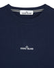 2ML83 DOUBLE PIN T-Shirt in Blue