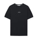 2NS83 DOUBLE PIN T-Shirt in Black