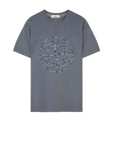 2NS85 RUST PIN T-Shirt in Grey