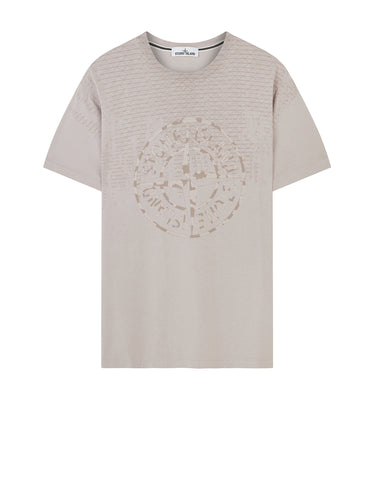 2NS85 RUST PIN T-Shirt in Ivory