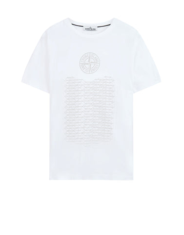 2NS86 HABITAT T-Shirt in White